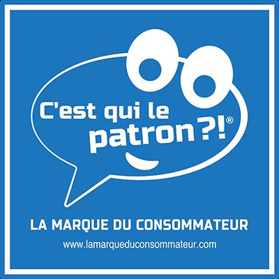 « C'est qui le Patron ?! – La Marque du Consommateur »