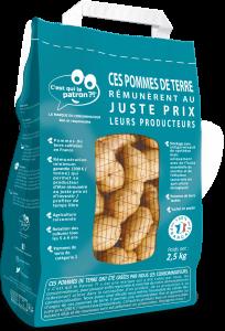 Pommes de terre des consommateurs - C'est qui le Patron