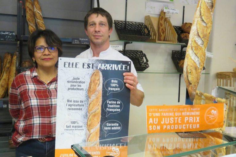 Boulanger distribue les baguettes Baguette des consommateurs C'est qui le Patron