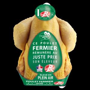 poulet fermier label rouge des consommateurs - C'est qui le Patron