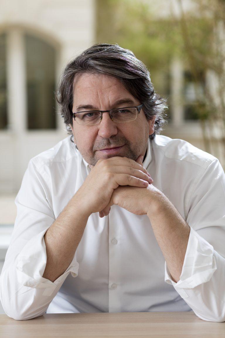 Portrait de Nicolas Chabanne