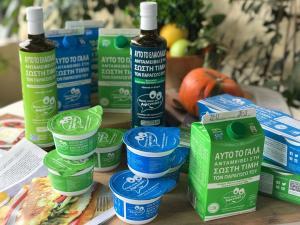 produits des consommateurs en Grèce