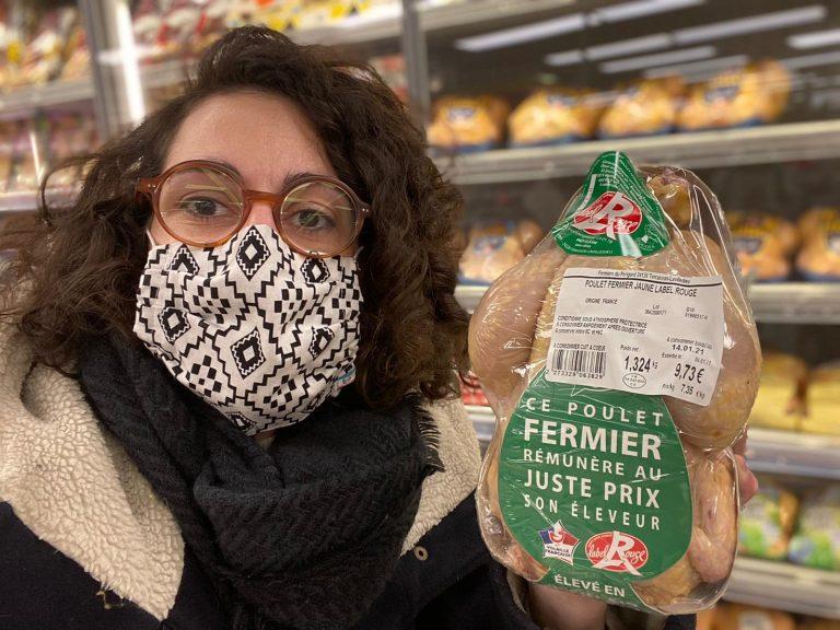 poulet cqlp en magasin