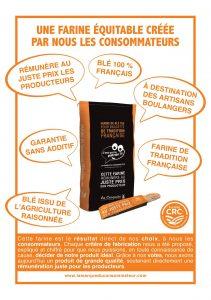 Cahier des charges farine équitable pour artisan boulanger