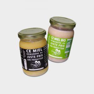Miel et miel bio des consommateurs C'est qui le Patron