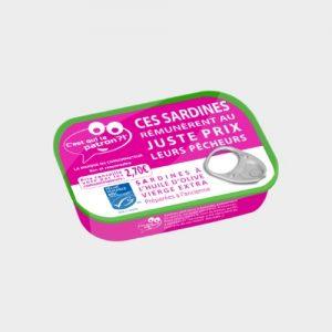 Sardines des consommateurs C'est qui le Patron