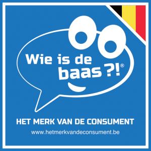 International - Logo C'est qui le patron Belgique