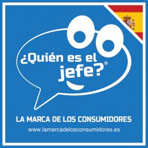 International - Logo C'est qui le patron Espagne