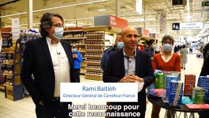 Nicolas Chabanne et Rami Baitieh